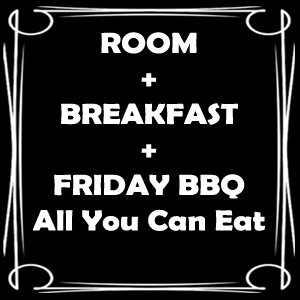 Room with Friday BBQ